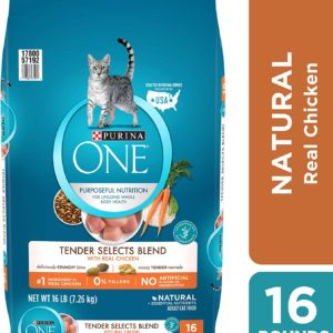 Purina One Tender Selects Food